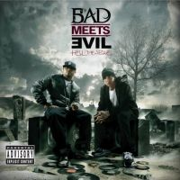 Eminem ... la pochette de son nouvel album Bad Meets Evil (PHOTO)