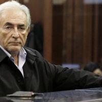 DSK libéré sous caution VIDEO de l'audience