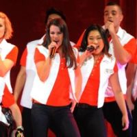 PHOTOS ... Glee enflamme Los Angeles