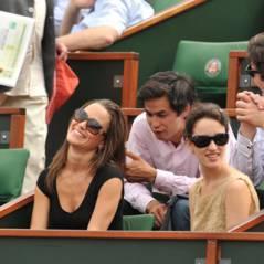Pippa Middleton ... ses photos sexy à Roland Garros ... pour voir Gael Monfils