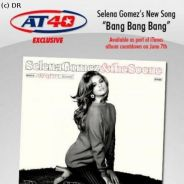 Selena Gomez ... La pochette de Bang Bang Bang, son nouveau single (PHOTO)