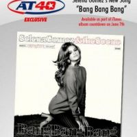 Selena Gomez ... La pochette de Bang Bang Bang, son nouveau single (PHOTO)
