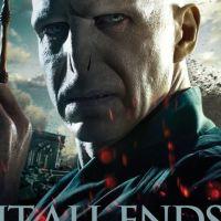 Harry Potter 7 PHOTO : Voldemort plus effrayant que jamais sur son affiche
