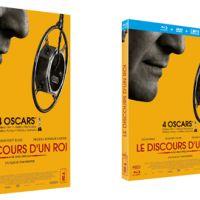 Le Discours d'un Roi ... achetez le DVD du film de l'année