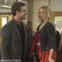 Justin Timberlake dans Bad Teacher ...  à l'aise pour les scènes hot avec son ex