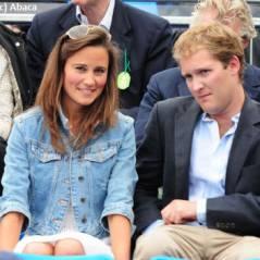 Pippa Middleton PHOTOS ... Encore grillée avec son ex