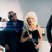 Christina Aguilera ... Elle enregistre un duo avec Adam Levine