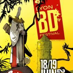 Festival de BD de Lyon ... On vous fait un dessin