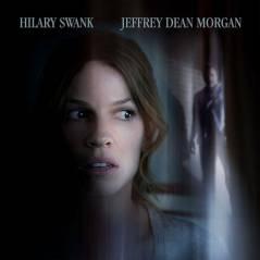 La locataire avec Hilaray Swank ... terrifiée dans la première bande annonce du film