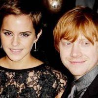 Emma Watson : elle parle de son kiss avec Rupert Grint dans Harry Potter (VIDEO)