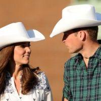 Kate et William : le far-west s'invite au Canada (PHOTOS)