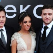 Justin Timberlake et Mila Kunis : Sexe entre Amis à Moscou (PHOTOS)