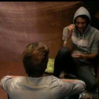 Secret Story 5 : bizarre ... Geoffrey demande des conseils à Simon ... pour draguer Juliette
