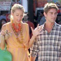PHOTOS - Gossip Girl saison 5 : Serena et Nate, rebelles et complices en Californie