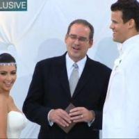 Kim Kardashian : sa fête de mariage gâchée par ... la police