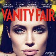 Angelina Jolie dans Vanity Fair : elle met fin aux rumeurs de mariage et tromperie avec Brad Pitt