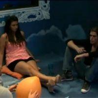 Secret Story 5 : la team de 4 en finale, Geof doit s'éloigner de Sabrina