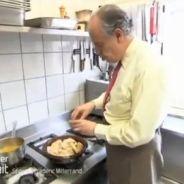 Frédéric Mitterrand booste les audiences d'Un Diner presque Parfait (VIDEO)
