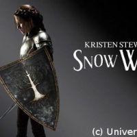 Kristen Stewart en Blanche Neige ... les premières photos