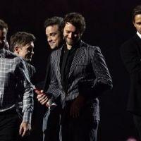 Robbie Williams : il abandonne encore les Take That ... en douceur