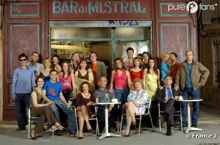 PBLV : l'équipe de la série