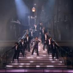 Corbin Bleu : il danse et chante pour la version US de Danse avec les Stars (VIDEO)