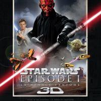 Star Wars la menace fantôme : au cinéma, en 3D bientôt (VIDEO)