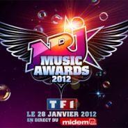 NRJ Music Awards 2012 : les artistes font leur promo sur Twitter et Youtube