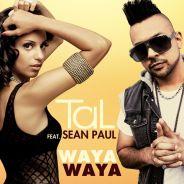 Tal et Sean Paul : un clip très coloré pour Waya Waya (VIDEO)