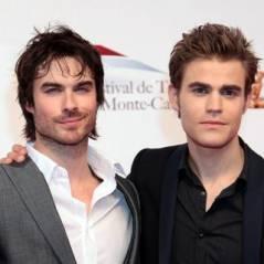Vampire Diaries saison 3 : Paul Wesley et Ian Somerhalder en France en mai 2012