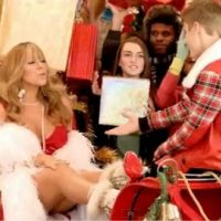 Justin Bieber et Mariah Carey : le clip All I Want for Christmas is You est là (VIDEO)