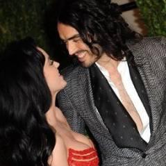 Katy Perry et Russell Brand oublient leurs alliances dans le tiroir