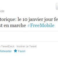 Free Mobile : prix, forfaits, résiliation... Twitter jubile !