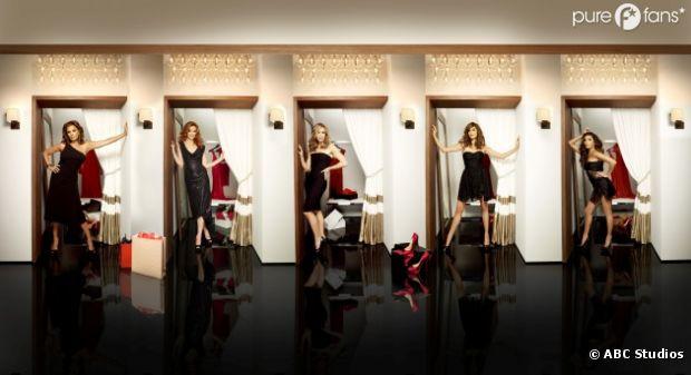 Desperate Housewives saison 8 - Les actrices