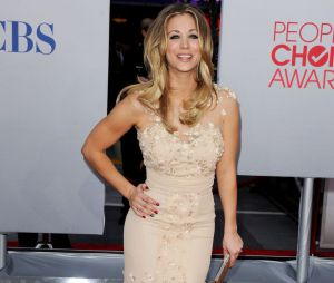 Kaley Cuoco (The Big Band Theory) aux People's Choice Awards