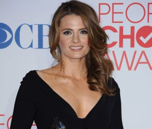 Stana Katic aux People's Choice Awards 2012