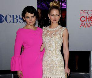 Ginnifer Goodwin et Jennifer Morrison, les deux stars de Once Upon a Time
