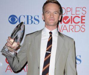 Neil Patrick Harris aux People's Choice Awards 2012