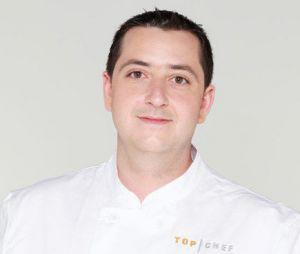 Cyrille de Top Chef 2012