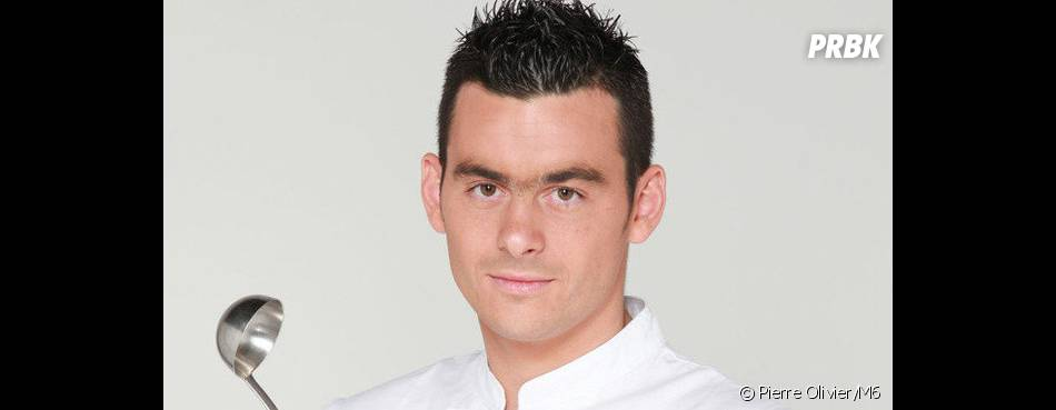 Gerald de Top Chef 2012