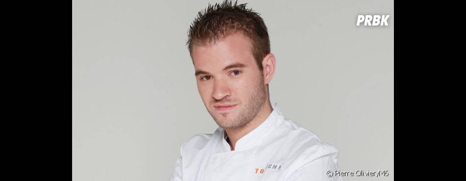 Julien de Top Chef 2012