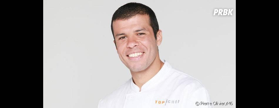 Mehdi de Top Chef 2012