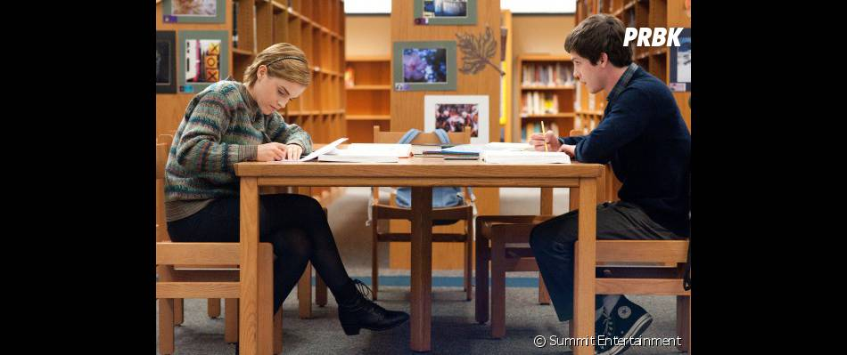 The Perks of Being a Wallflower : une photo du film
