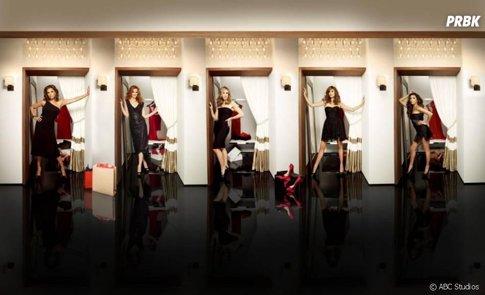 Photo promotionnelle des actrices de Desperate Housewives