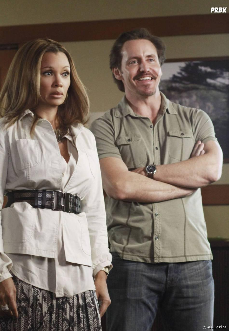 Renée et Ben dans Desperate Housewives