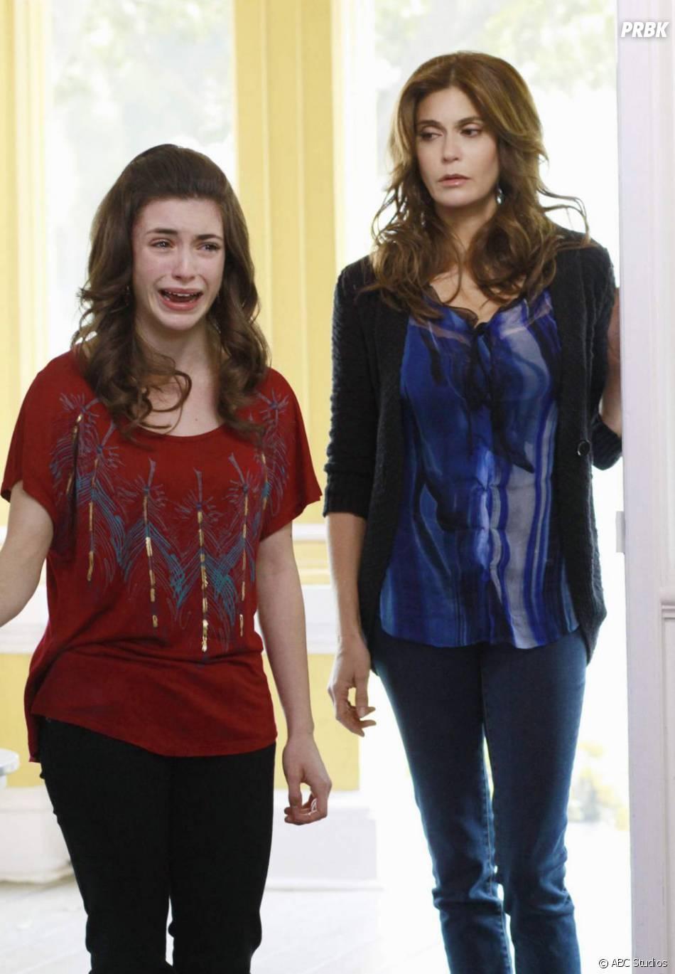Photo promo de l'épisode 12 de la saison 8 de Desperate Housewives