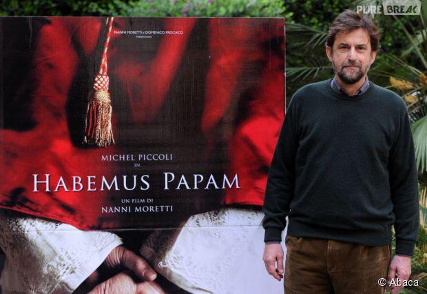 Nanni Moretti, président du Festival de Cannes 2012