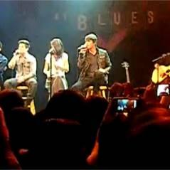 Selena Gomez : elle met le feu sur scène avec les Big Time Rush (VIDEO)