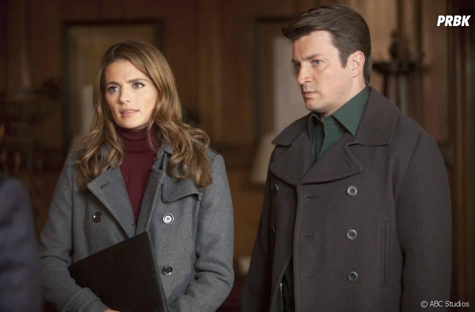 Castle et Beckett beintôt en couple !