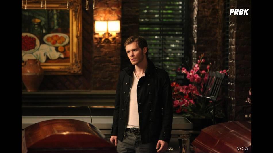 Klaus retrouve ses cercueils